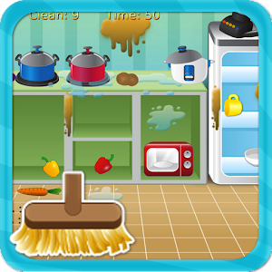 Clean house and kitchen for PC and MAC