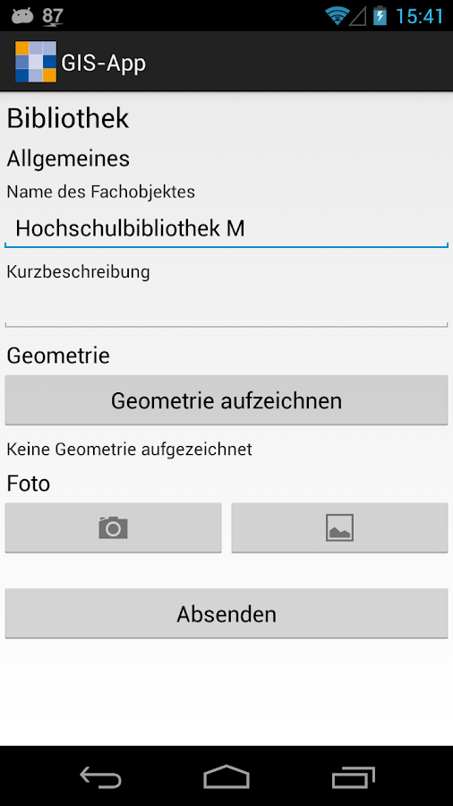 GIS-App- screenshot