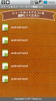 Screenshot of SWEETS&SWEETS-Live Wallpaper +