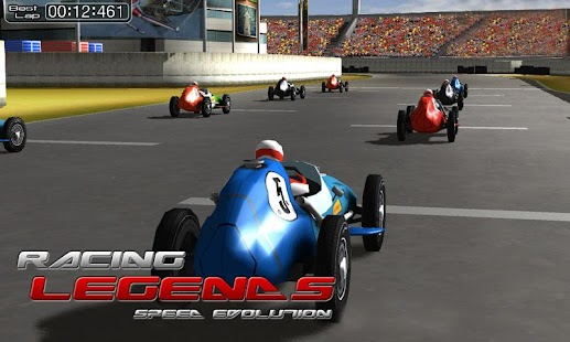 Racing Legends- screenshot thumbnail