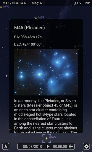 Star Rover - Stargazing Guide  screenshots 5
