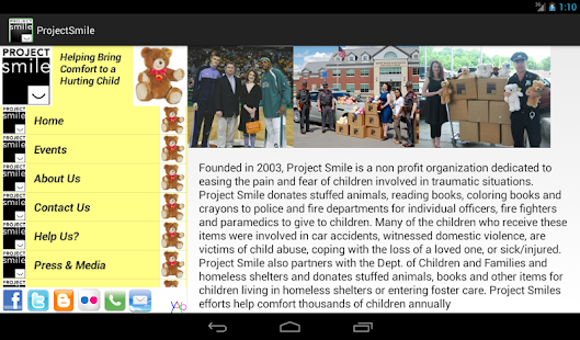 ProjectSmile- screenshot thumbnail