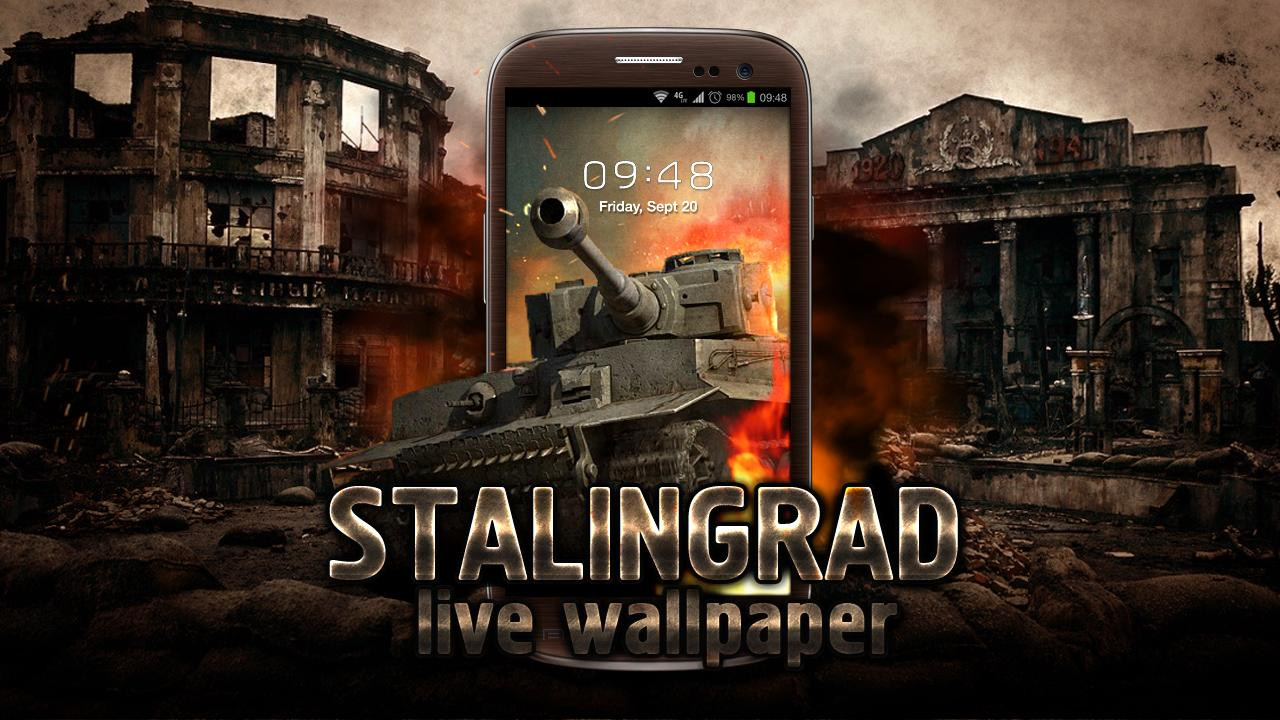 Stalingrad Live wallpaper - screenshot
