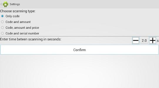 LoMag Barcode Scanner to Excel v1.9
