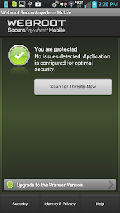 Protección de antivirus - screenshot thumbnail