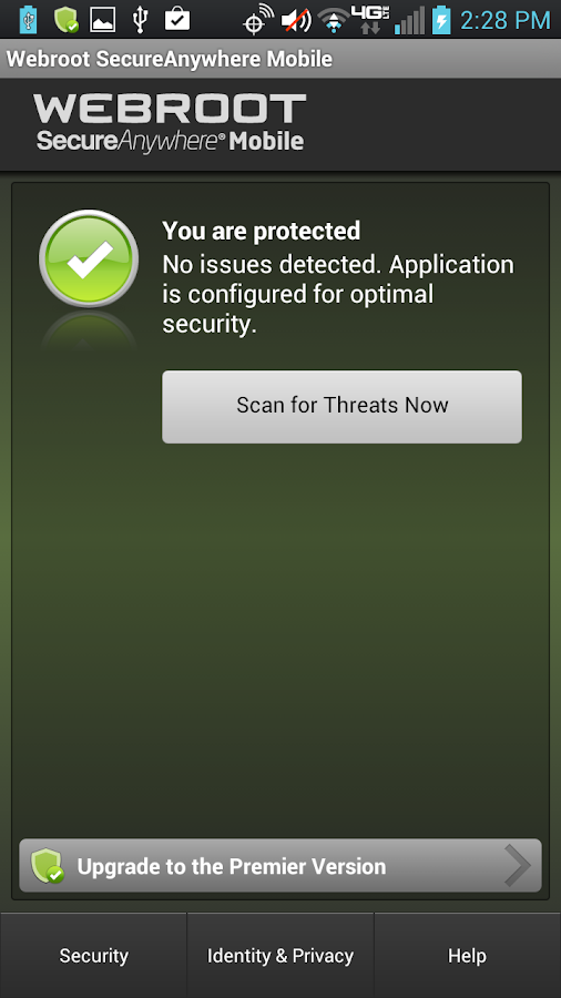 Security - Free- screenshot