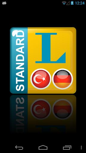 Standard Türkisch
