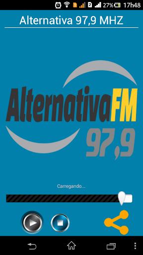 Alternativa FM 97 9 Brumado