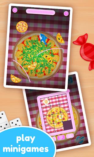 Pizza Maker Kids -Cooking Game  screenshots 5