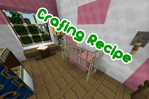 Craft Minecraft Furniture