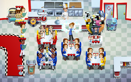 Diner Dash 1.12.4 screenshot 16698
