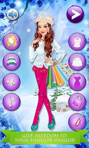 【免費家庭片App】Winter Beauty Dress Up-APP點子