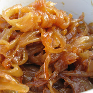 Caramelized Onion and Roasted Garlic Compote