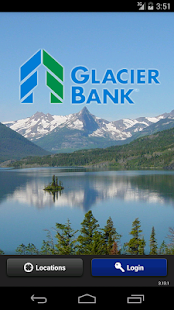 Glacier Bank Mobile Banking - screenshot thumbnail