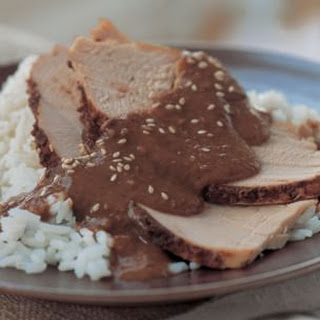 Turkey Breast in Mole
