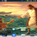Jesus On Water Live Wallpaper icon