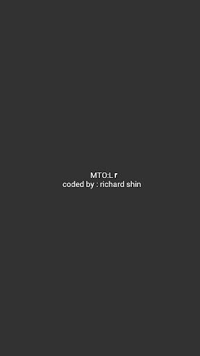 MTO:Lr