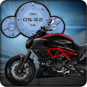 Ducati Diavel Compass HD LWP icon