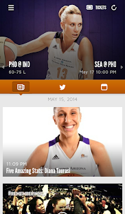 Phoenix Mercury Mobile - screenshot thumbnail
