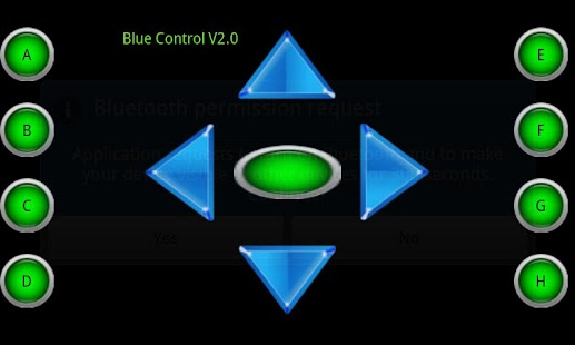 Blue Control - screenshot thumbnail