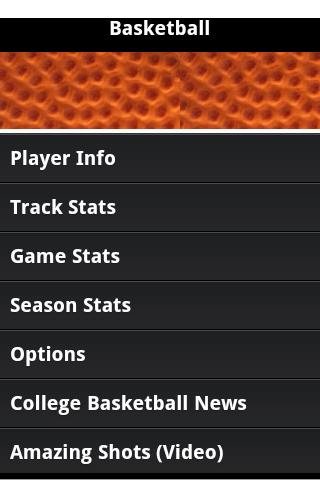Youth Basketball Stats Tracker - screenshot