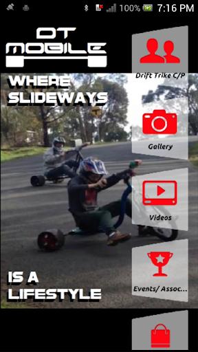 Drift Trike Mobile
