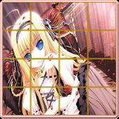 Anime Puzzle Slider APK for Bluestacks