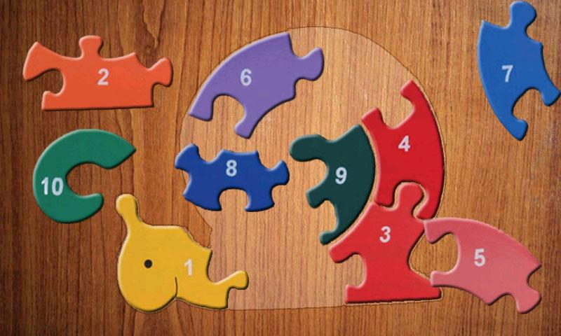 Smart Kids Puzzles- screenshot