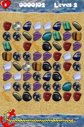 Pebbles Free- screenshot