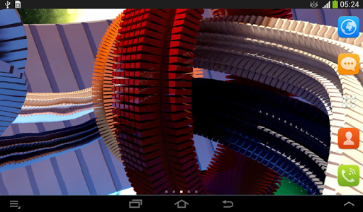 【免費個人化App】3D动态壁纸-APP點子