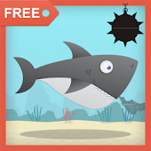 Fatty Shark (Flappy Shark)