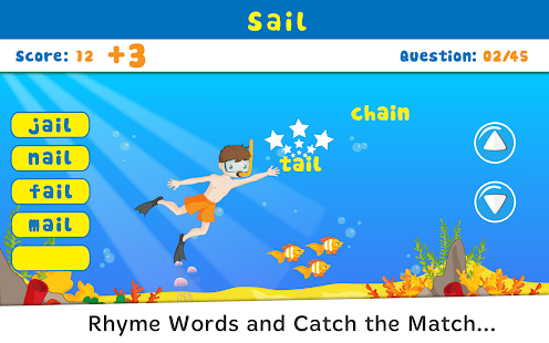 Kids Learn to Read Rhymes- screenshot thumbnail