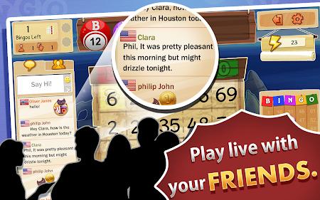 BINGO Club -FREE Holiday Bingo 2.5.5 screenshot 367307