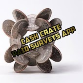 Cash Crate Paid Surveys App