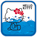 Hello Kitty WavesFun Theme icon
