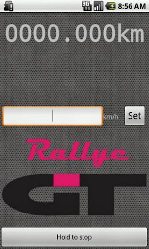 RallyeGT Schnittcomputer