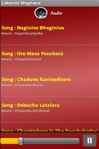 Lakshmi Meghana child singer- screenshot
