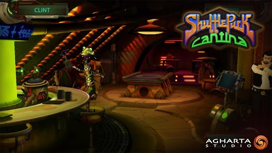 Shufflepuck Cantina Screenshot 22