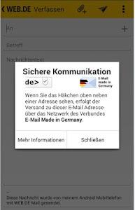 WEB.DE Mail v1.57.3