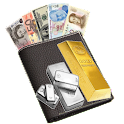 All Currency Converter + Gold icon