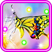 Butterflies First HD LWP