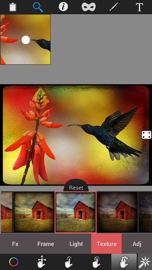Color Effect Photo Editor - screenshot