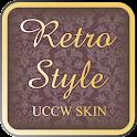retro style uccw skin icon