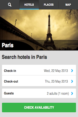 Paris Hotels Booking Cheap