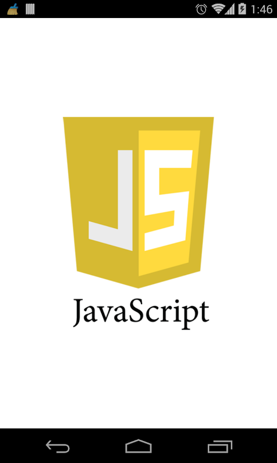 javascript programs output android apps on google play