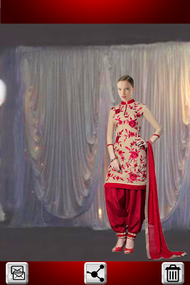 Asian Woman Suits Fashion - screenshot