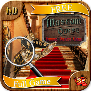 Museum Quest – Hidden Object for PC and MAC