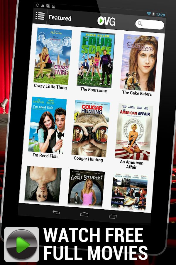 OVGuide - Watch Free Movies - screenshot