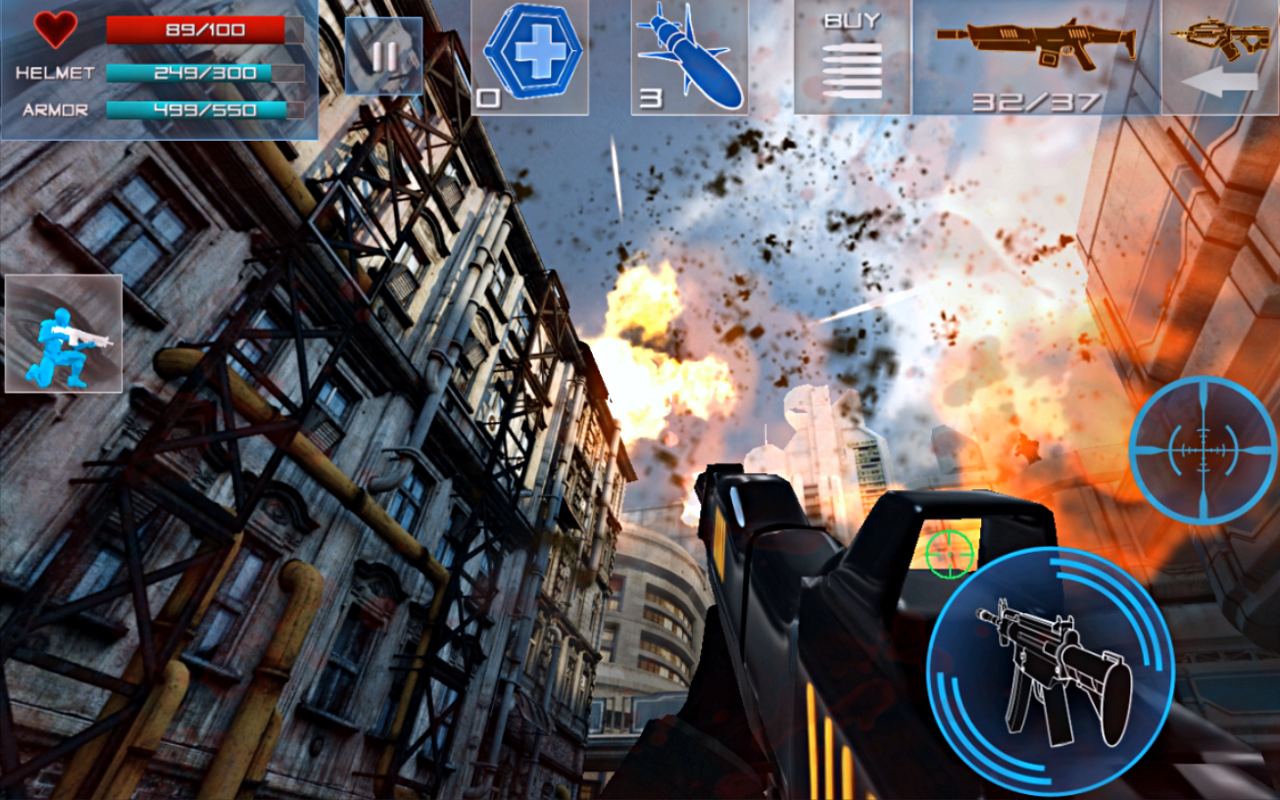 Enemy Strike - screenshot