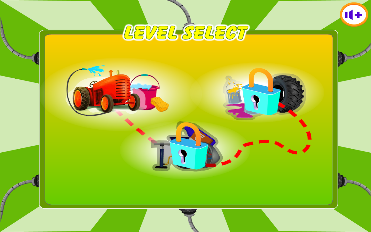 Farm Tractors Wash And Repair- screenshot